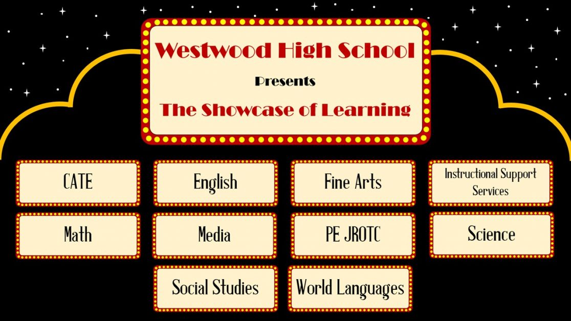 WHS Showcase of Learning